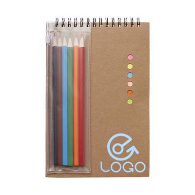 Crayons De Couleur Kit De Peinture Denver Personnalisable