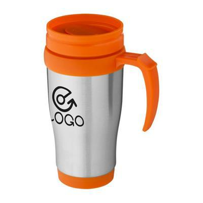 Remarquable Mug 410ml isotherme thermos avec anse personnalisable Hot XR-52
